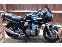 Suzuki Bandit 600 S 1997 barn find bobber /custom /