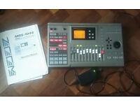 Zoom mrs 1044 digital track recorder