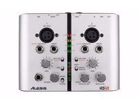 Alesis IO2 2-channel USB audio interface