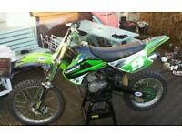 2011 KX 85 BIG WHEEL MOTOCROSS BIKE XMAS (NOT 125 250 450F QUAD GO KART)
