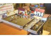 Handcrafted toy farm( anyone interested )