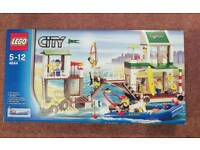Lego City Marina Set 4644 New and sealed