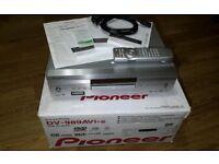 Pioneer DV-989AVi DVD Player SACD DVD-AUDIO hybrid-sacd hdmi i-link air studio