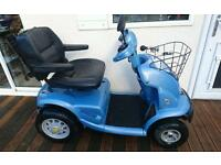 TGA Breeze 4 Mobility Scooter Road Legal + ALL TERRAIN **very local delivery possible**