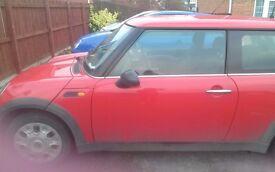 Red Mini One