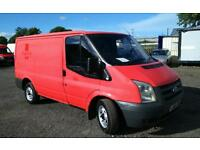 FORD TRANSIT 260/85 1OWNER FROM NEW (THE QUEEN)2008 08 PLATE
