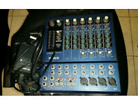 yamaha mg10/2 mixer - excellent condition original porwer lead also as a manual