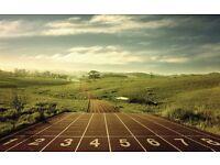 Seeking a running partner in Greenford
