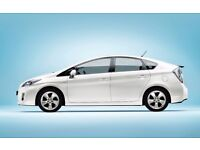 PCO REGISTERED TOYOTA PRIUS HIRE UBER READY FROM £129 PER WEEK INC INSURANCE AND RAC