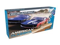 Scalextric C1362 Arc One American Classics Race Set Brand New RRP £142.99