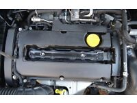 VAUXHALL ASTRA J MK6 1.4 PETROL B14XER ENGINE COMPLETE 3K 2010 - 2016