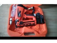 NEW paslode 2nd fix nail gun