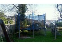 Bargain trampoline £140 NEW... £45 USED