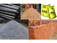 Bricks and building materials collected for free