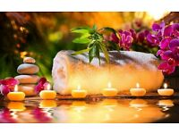 Holistic Therapy - Swedish or Hot Stone Massage / Body Scrub / JULY SPECIAL DEAL