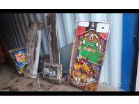 Parts Pinball Machine Game 07448733546