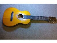 Hokada 1/4 size guitar