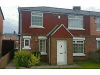 LET AGREED-DURHAM CITY 3/4 BED ROOM END-TERRACE HOUSE IN FRONT OF SHOPPING CENTRE