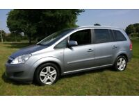 2009 VAUXHALL ZAFIRA 1.7 ACTIVE DIESEL CDTI ECO-FLEX 7 SEATER FULL SERVICE HISTORY VERY ECONOMICAL