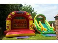 Cheap bouncy castles disco Dome hire from £35 a day