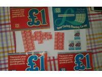 Coop saving stamps