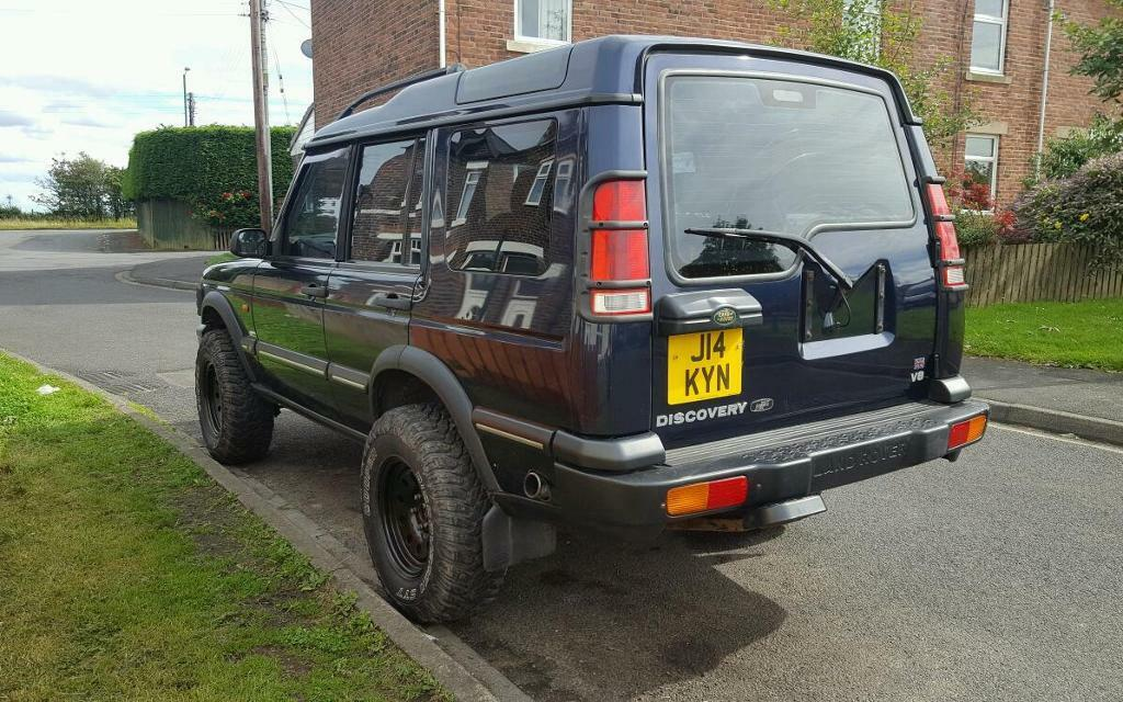 Land Rover Discovery 2 V8 Manual 7 Seater Mot Loads Of New