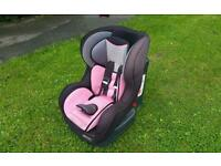 Pampero child car Seat upto 18kgs
