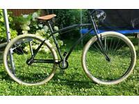 Custom made cruiser roadster road city bike cycle bicycle