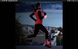 Rockbros Bicycle LED Flashing Safety Light