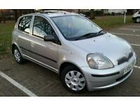 Toyota Yaris, new M.O.T ,full service history