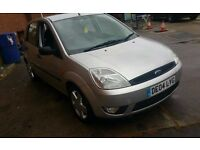 Ford Fiesta 1.4 Flame Limited Edition 5dr full sh £995