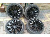 18inch alloy wheels seat leon