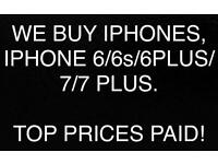 WE BUY IPHONE PHONE TOP PRICES PAID
