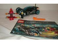 Lego agents 70162