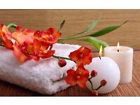 New relaxing full body massage