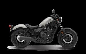 2017 Honda Rebel CMX500 ABS