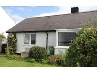 Christmas holiday cottage in Ardersier between Inverness & Nairn. Dog friendly, secure garden. WiFi