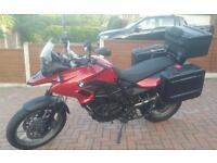 Bmw f650gs f700gs f800gs gs motorbike 800cc