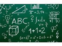Maths tutoring