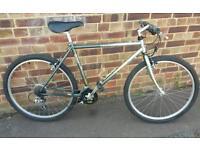 Trek Mountain Track 820 Retro/ Vintage Bike, Commuter, Hybrid Bike