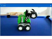 """Matchbox """"stinky the Garbage truck"""" toy vehicle"""