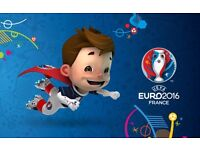 Euro 2016 Stickers (Free to swap or 5p each)