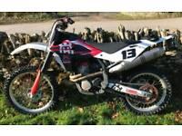 2012 Husqvarna TC250 Four Stroke Road Registered Legal MX Enduro MOT 83 HRS ONLY