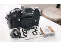 Nikon F3 - Mint condition