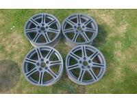 Honda civic type r ep3 alloys
