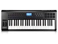 Unused - M-Audio Axiom 49 | 49-Key USB MIDI Keyboard