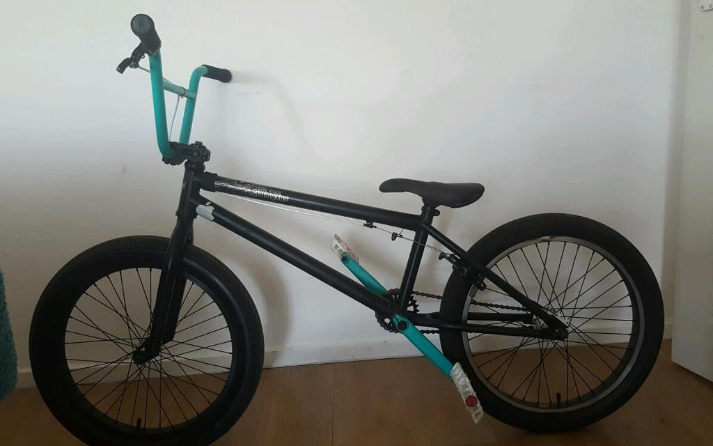 Sold Stunt Bmx Premium Products Solo Plus In Dundee Gumtree