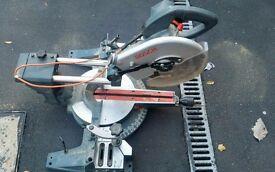 Bosch GCM 10S Professional Slide & Tilt Mitre Saw not working spares repair motor problem
