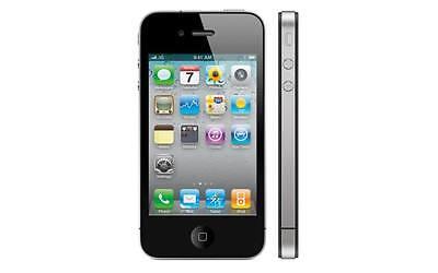 Apple iPhone 4S 4 S 8GB Stygian + 12 Months Warranty *NEW*