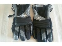 Texport XL motorcycle motorbike gloves
